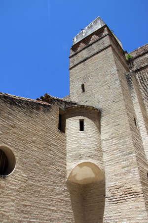 Monastery of Santa Maria de Cuevas on the Cartuja in Seville