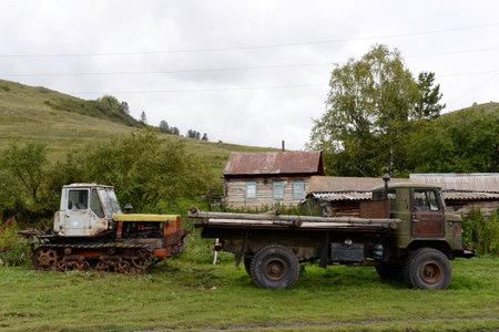 Generalka Altai region