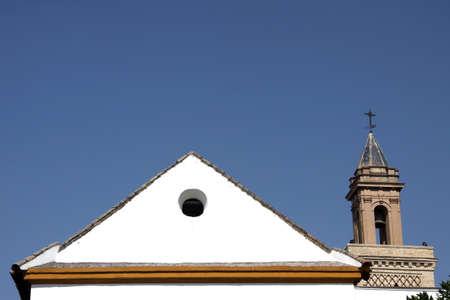 Old Church in Spanish Seville