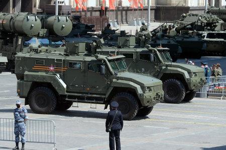Multi-purpose armored vehicle