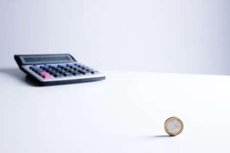 geld: Calculator with Euro