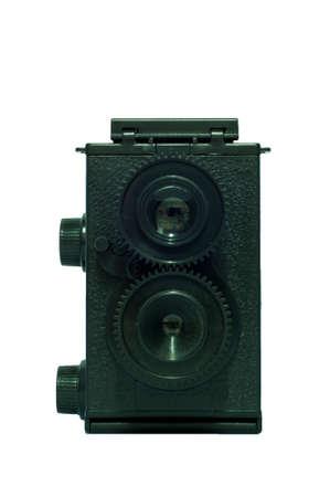 Twin Lens Reflex Camera photo