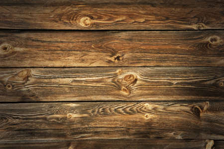 Old rich wood grain texture background with knots  Reklamní fotografie