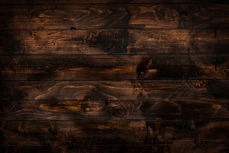wood grain: Old rich wood grain texture background with knots.
