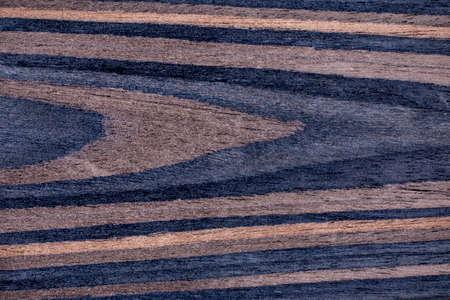 ebony: Texture of ebony veneer