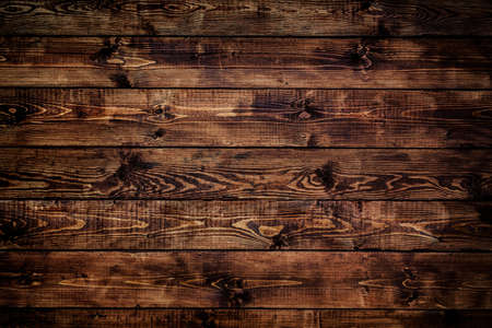 Old rich wood grain texture background with knots.