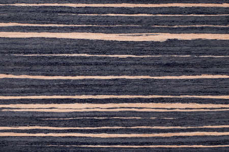 Texture of ebony veneer