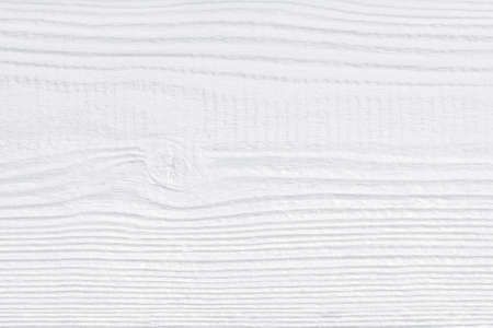 White paint on wood desk background texture pattern. Stock Photo