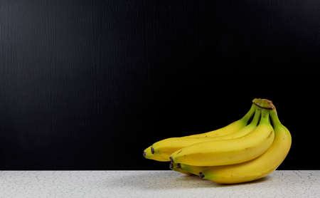 covenant: A bunch of bananas  Stock Photo