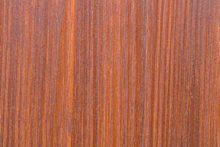 Wood surface glazed with reddish glaze. Reklamní fotografie