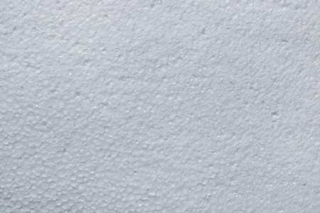Close up of white styrofoam. 免版税图像