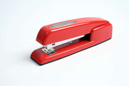 Stapler, office supply Stock Photo - 6204067