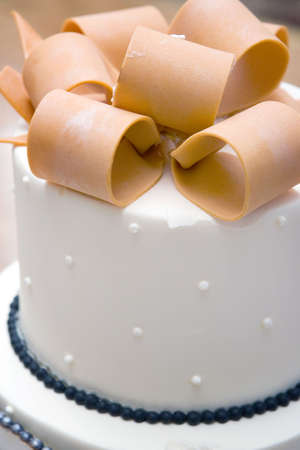 Wedding cake, desert photo