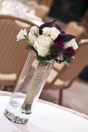 variation if Wedding flowers, Bouquet Banco de Imagens