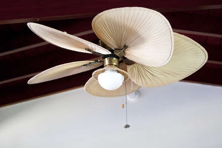 air duct: indoor tropical electric ceiling fan