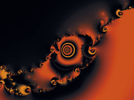 ejaculation: Abstract background fractal graphics exploding ejaculation