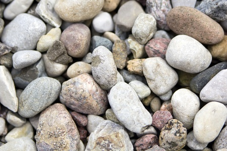 abstract background with pebble stones