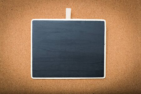 copy space: blackboard with copy space