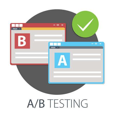 Exam preparation, school test, examination concept, checklist and choosing answer, questionnaire form, education, vector quiz flat illustration