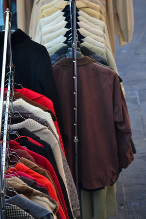 thrift: Thrift Shop Stock Photo