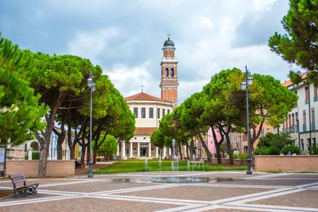 veneto: La Rotonda, Rovigo, Veneto, Italy