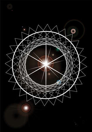 astral: star esoteric