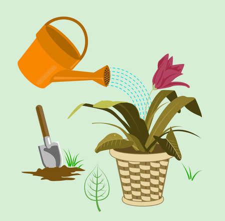 園芸の要素