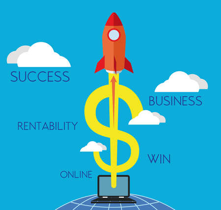 undertake: launch successful of profitable business