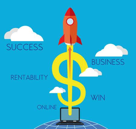 profitable: launch successful of profitable business