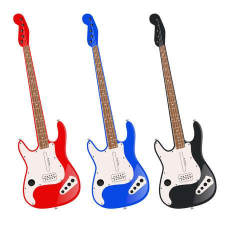 melodist: electric guitars