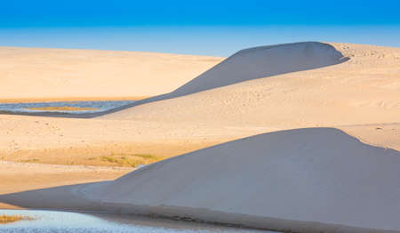 unspoilt: Unspoilt sand dunes at the Gamtoos River mouth in South Africa
