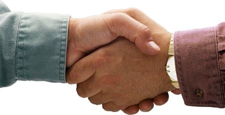 handshake gesture colour 스톡 콘텐츠