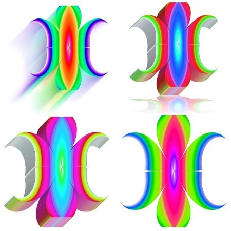 이 모든 것 중 가장 좋은 단순한 디자인은 스파와 미학, 화장품 산업 분야, 제과 용으로 적합합니다. 스톡 콘텐츠 - 65676064
