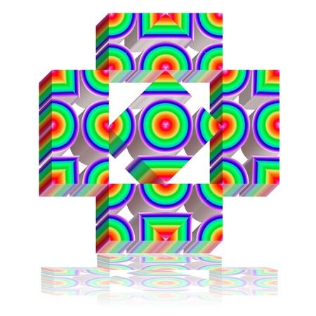 이 로고의 단순한 디자인은 예술 및 안무 교육, 예술 학교 및 댄스 학교, 클럽에 적합합니다. 스톡 콘텐츠 - 66460748
