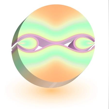 Cette conception simple d'un logo le meilleur de tous est adapté pour les technologies de l'information et Internet, logiciel, ordinateur. Banque d'images - 66460752