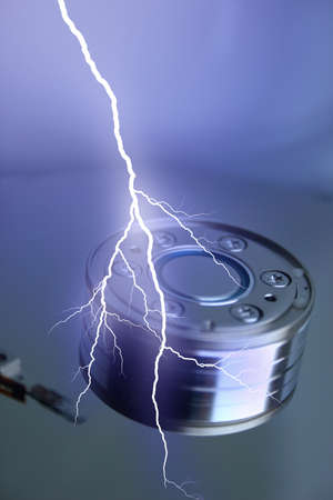 spoilage: Lightning and information technologies