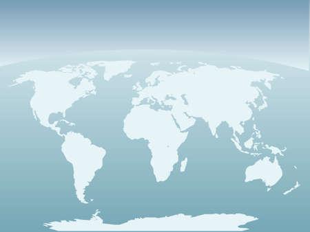 World map background Stock Photo - 1600638