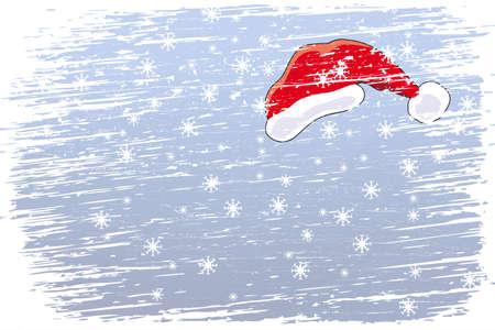 jack frost: Feliz Navidad Blizzard. Un Santa de la tapa es de vuelo