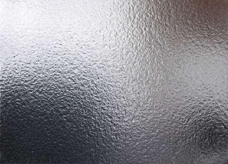 Abstracte chroom of blad metaal patroon
