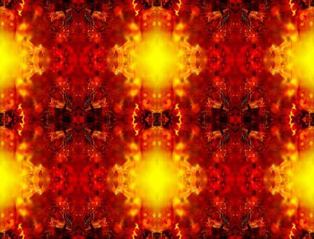 floristic: Ornamental floristic texture Stock Photo