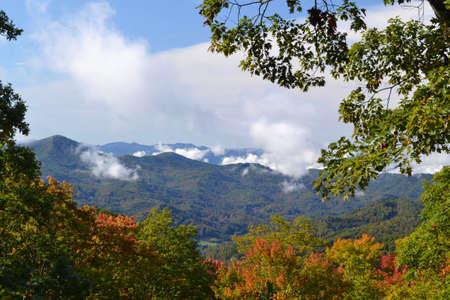 appalachian: Appalachian Mountain Scene-01