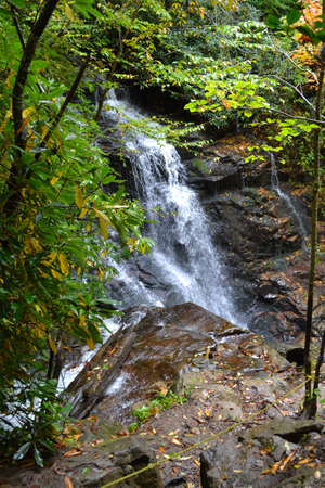 appalachian: Appalachian Waterfall-3