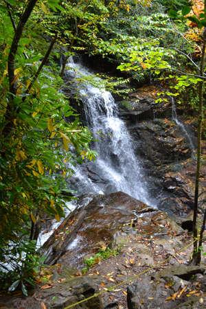 appalachian: Appalachian Waterfall-3