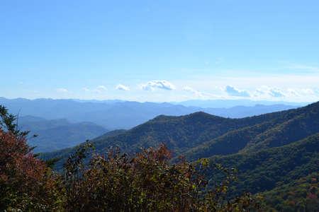 appalachian: Appalachian Mountain Scene-04 Stock Photo