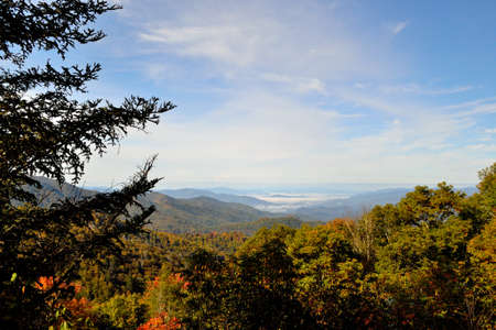 Early Fall in the Southern Mountains