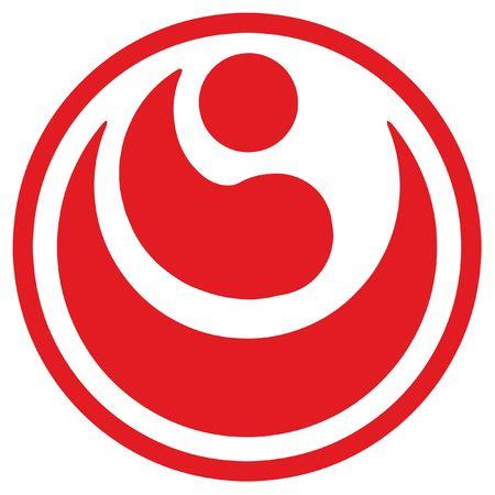 simbol karate shinkyokushinkai