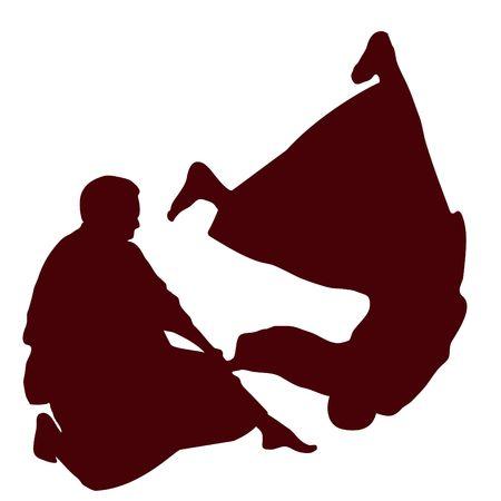 bo: Fighting arts AIKIDO.