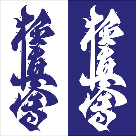 kyokushinkai: MARTIAL ARTS Illustration