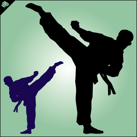 kyokushinkai: MARTIAL ARTS.