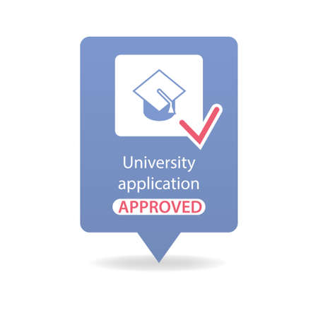 application university: university application approved